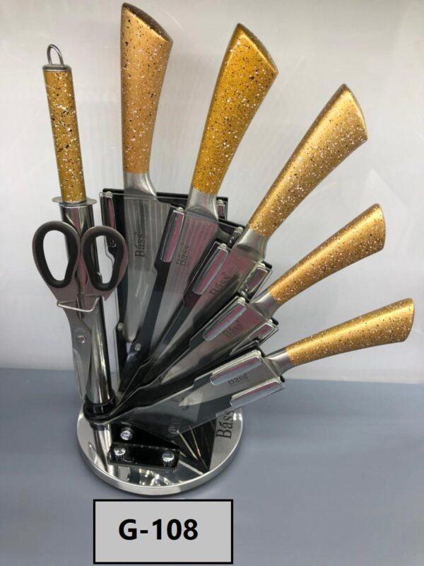 طقم سكاكين 8ق 1