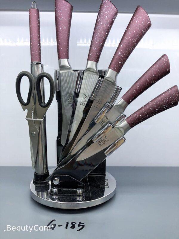 طقم سكاكين 8ق 4