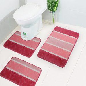 طقم دواسة حمام صغير